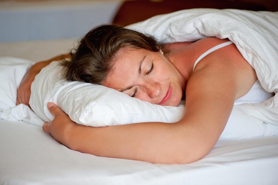 almohada correcta