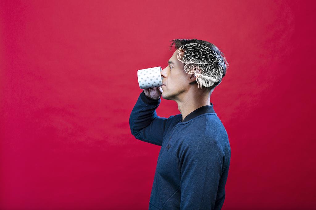café es una poción para el cerebro
