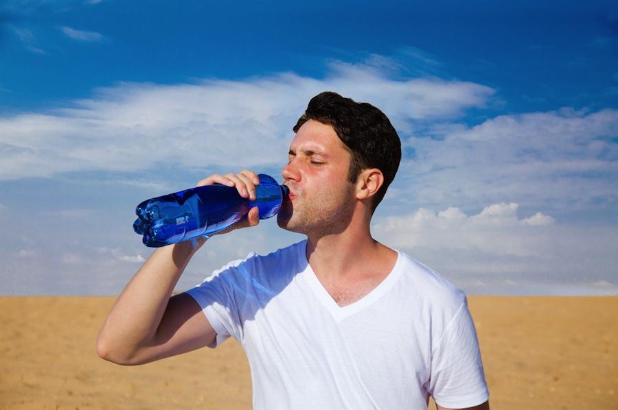 calorías no quitan la sed