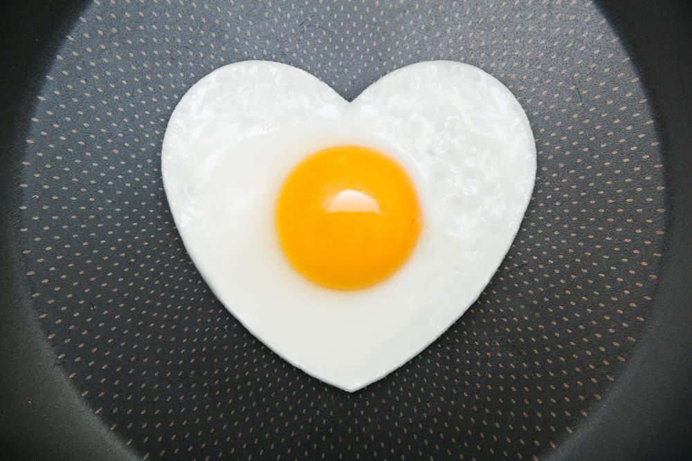huevos seguros tres al día