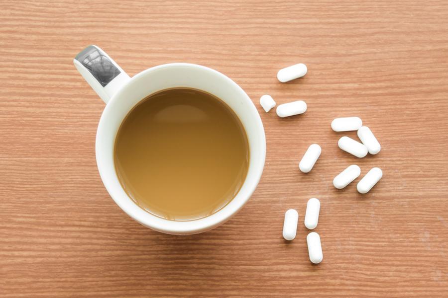 l-teanina y café