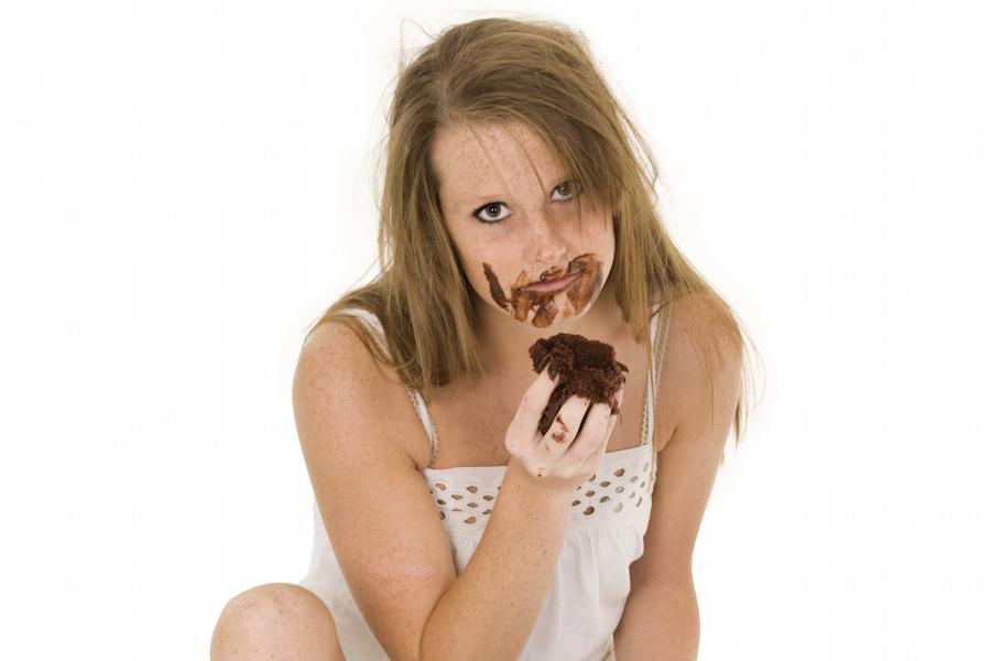no tomes azúcar cuando estás triste
