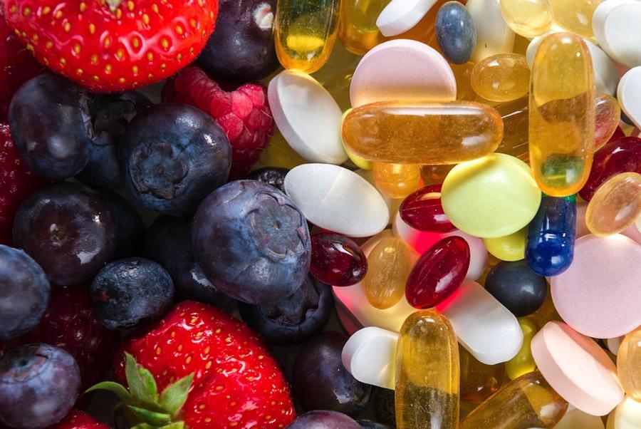vitaminas suplementos verano
