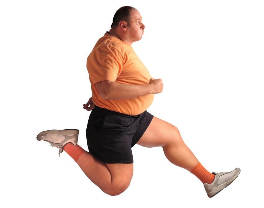 a partir de cuanto tiempo se pierde peso corriendo